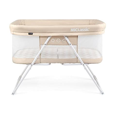 Best Portable Crib For Travel by Best Portable Travel Bassinet Crib Miclassic Wise Mamma