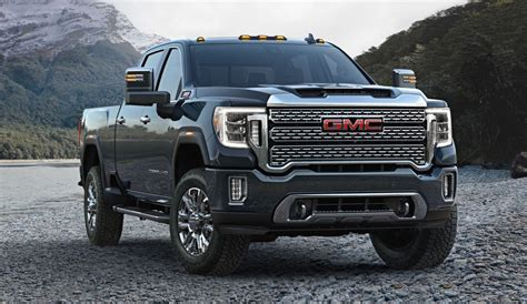 2020 Gmc 3500hd by Gmc Officially Reveals All New 2020 Hd Gm Authority
