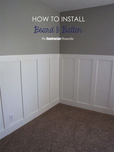 Ready Made Wainscoting by Se Pinterests Topplista Med De 25 B 228 Sta Id 233 Erna Om