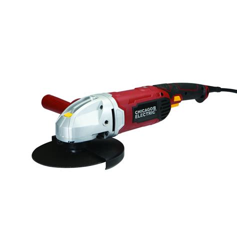 7 In 11 Amp Heavy Duty Angle Grinder