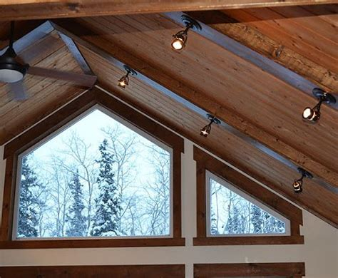 wood beam ceiling white build a beams of light free and easy diy