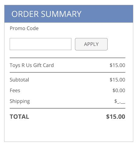 Do Toys R Us Gift Cards Expire - hurry free 15 toys r us gift card