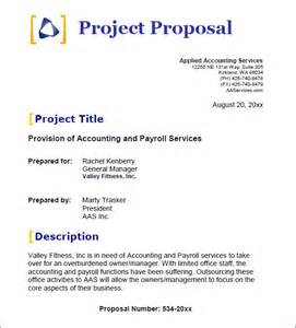 templates for business proposals business template 14 free documents