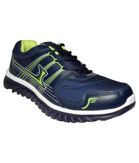 blue and green shoes buy columbus navy blue and green sports shoes for