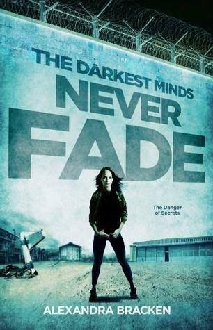 the lights will never fade books 110 best the darkest minds images on
