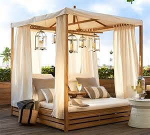 Daybed With Canopy Australia Stunning Outdoor Teak Daybed Decor Advisor