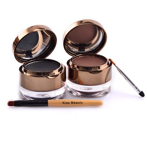 Nicka K Eyebrow Gel Mascara eyebrow gel eyeliner