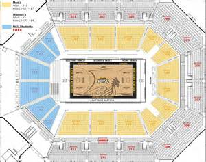 Bb T Center Floor Plan Seating Charts The Bb Amp T Arena At Northern Kentucky