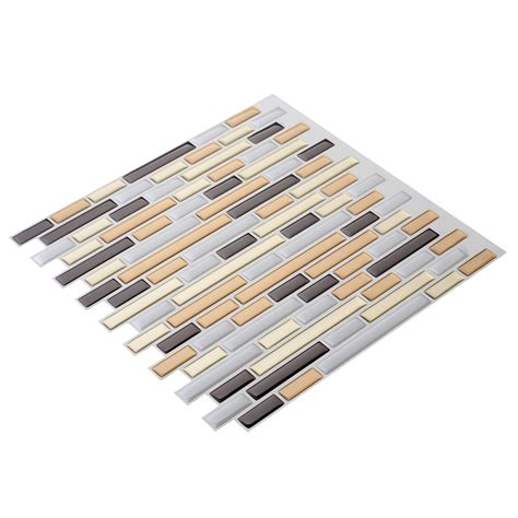 stick wall peel and stick wall tile kitchen and bathroom backsplashes