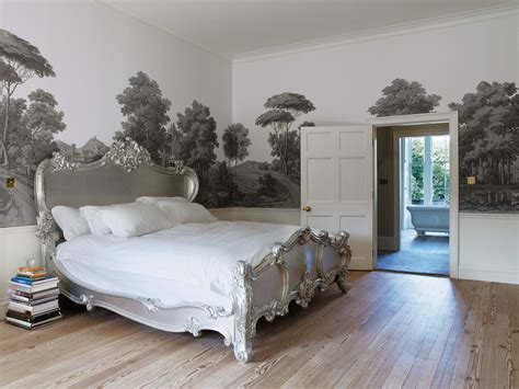 bedroom wall murals dinder house a georgian house for modern living urban