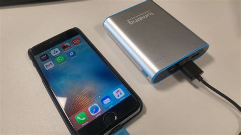 portable phone charger review lumsing 13400mah portable charger review coolsmartphone