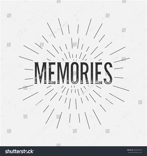 vector memory layout abstract creative vector design layout text stock vector