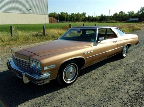 1975 Buick Lesabre For Sale by 1975 Buick Lesabre Classic Buick Lesabre 1975 For Sale