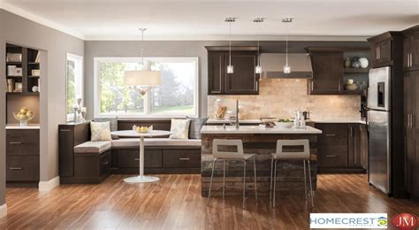 homecrest kitchen cabinets grey cabinets continue to dominate this year jm kitchen and bath