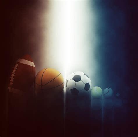 different sport balls photo free