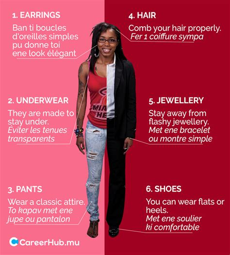 career advice for women tips for having a successful career choose a winning outfit for your job interview careerhub mu