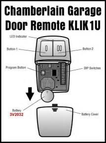 How To Program Chamberlain Garage Door Remote by 25 Best Ideas About Universal Garage Door Remote On