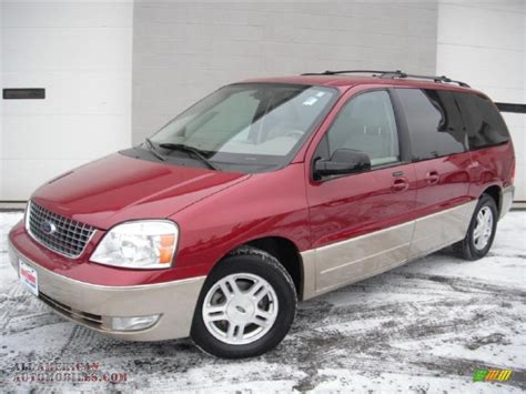 Ford Freestar 2005 by 2005 Ford Freestar Limited Options