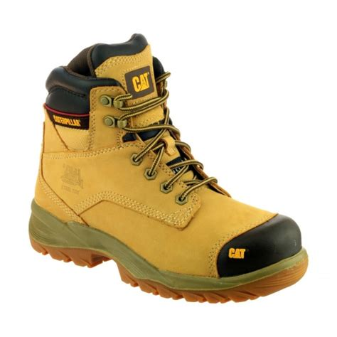 Caterpillar Solid Boots Safety caterpillar spiro safety boots s3
