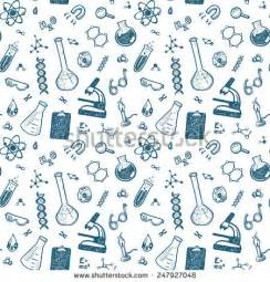 Chemistry And Science Concepts Seamless science icons stock images royalty free images amp vectors