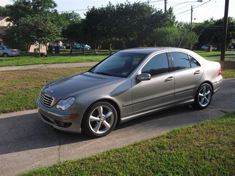 2005 Mercedes C Class Pictures Cargurus