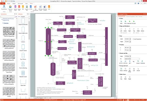 visio engineer chemical and process engineering how to draw a chemical