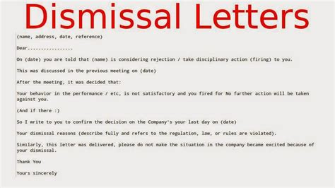 Patient Letter Of Dismissal may 2015 sles business letters