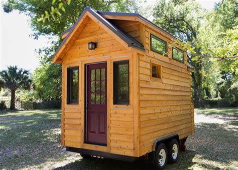 tinier living house plans by tiny home builders tiny