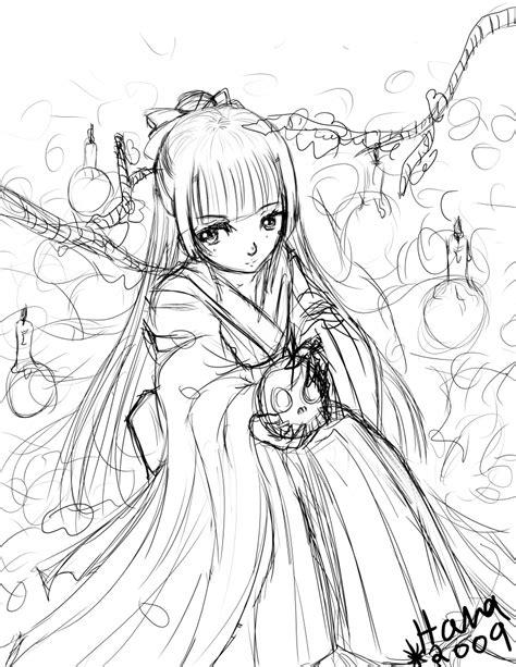 2 Minute Sketches by 30 Minute Sketch 16 By Hana Keijou On Deviantart