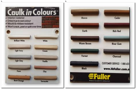 caulk colors caulk colors colored caulking 28 images dap silicone dap