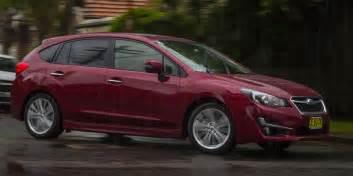 Subaru Impreza 2016 2016 Subaru Impreza Review Caradvice