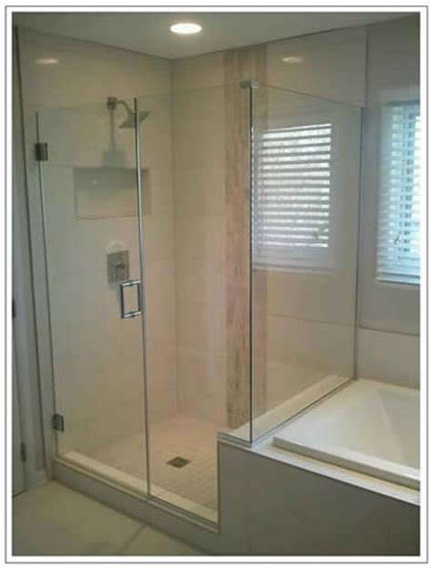 seamless shower door shower doors seamless shower doors
