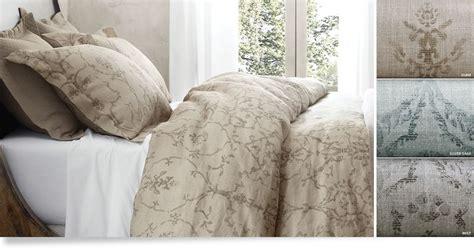 restoration hardware linen bedding special savings