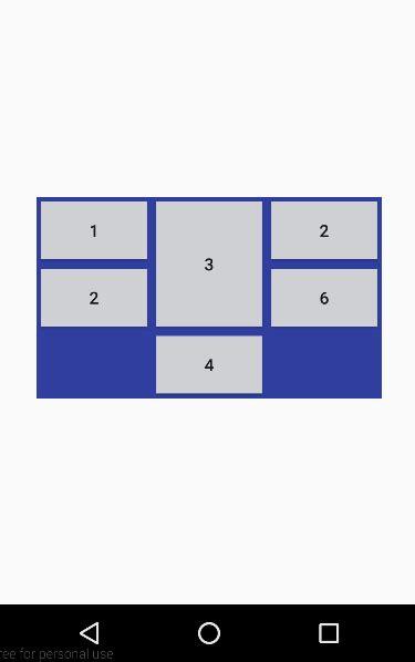 Gridlayout Kullanimi | android gridlayout kullanımı android dersleri mobilhanem
