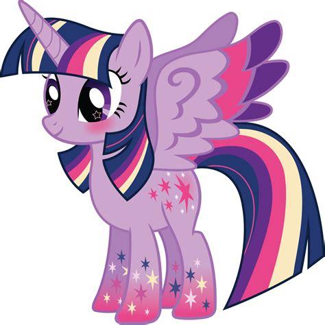 Mlp Fashion Pony Princess Twilight Sparkle rainbow power twilight sparkle vector by icantunloveyou on