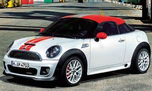 Fast Mini Coopers Mini Coupe Review This Raked Back Car Is Certainly Fast