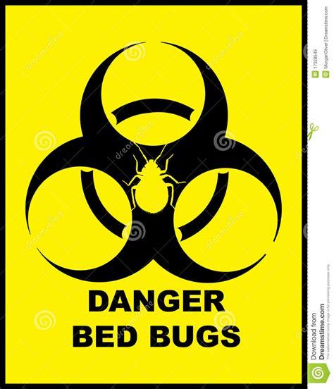 Danger BedBugs Hazard Royalty Free Stock Images   Image