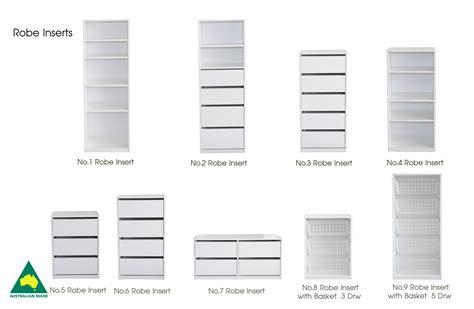 Wardrobe Drawers Inserts - 25 cupboard inserts for wardrobes cupboard ideas