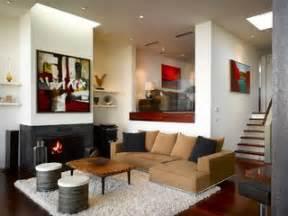 Stylish Living Room Split Level Designs Enhance Small Houses Guru Habits