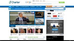 charter net home page fox news on my charter homepage