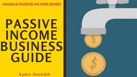 How To Make Money Online The Passive Income Business Plan - passive income business guide learn how to make passive income online