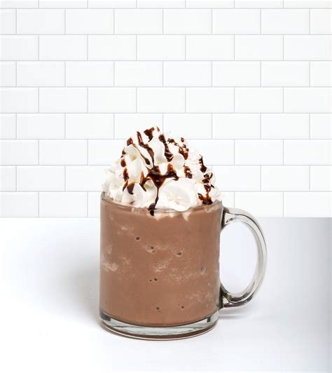 frozen hot chocolate new orleans frozen hot chocolate pj s coffee of new orleans