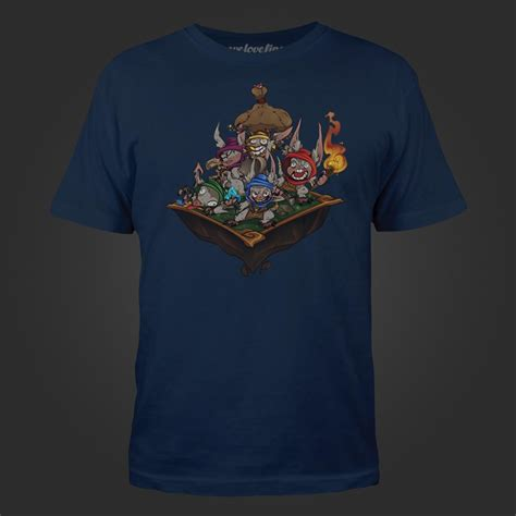 T Shirt Meepo Dota 2 valve store meepo the geomancer