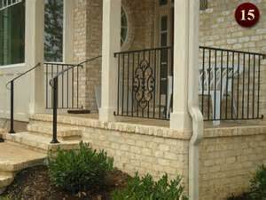 Outside Handrails For Stairs 23 Best Images About Railings On Pinterest Concrete
