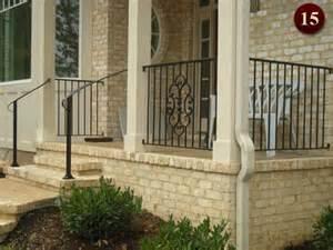 Rod Iron Handrail 23 Best Images About Railings On Pinterest Concrete