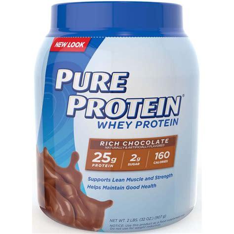 protein chocolate protein 100 whey protein rich