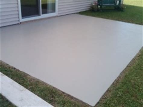 sted concrete patio price installed concrete overlay and resurfacing installed by day s