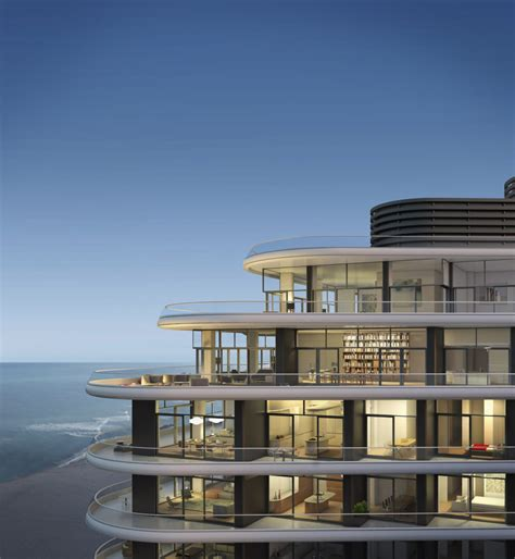 Faena Penthouse by Faena House Miami Beach Features Outstanding Balconies And Rooftop Pool Investinmiami Com