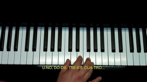 tutorial piano new york tutorial englishman in new york original piano