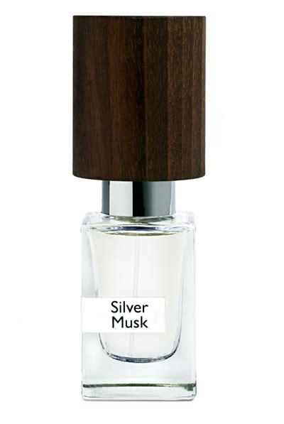 Parfum Silver silver musk nasomatto perfume a fragrance for and